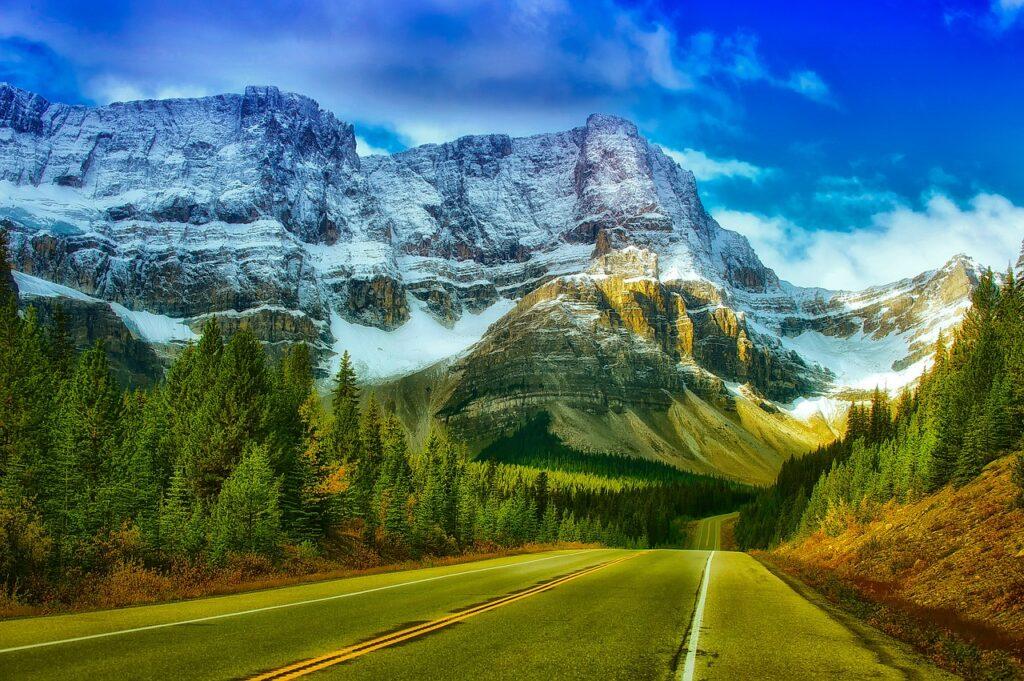 Canada, Landscape