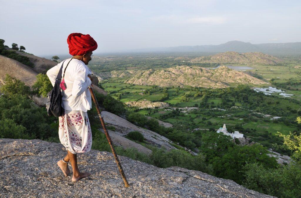 India, Landscape