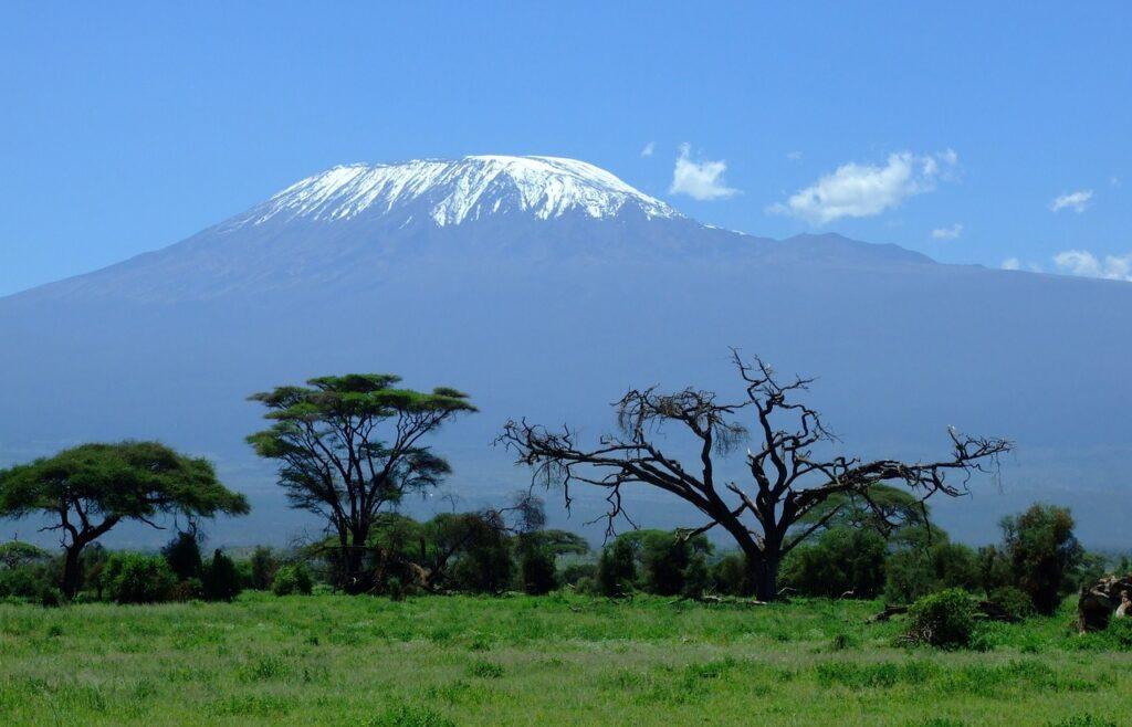 landscapes in Kenya